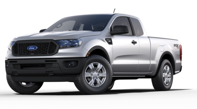 2019 Ford Ranger 4WD STX Compact Truck